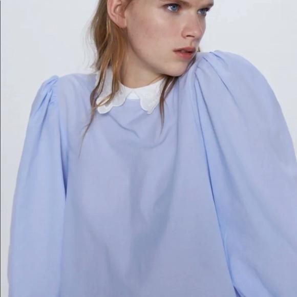 Brand New ZARA blouse!!